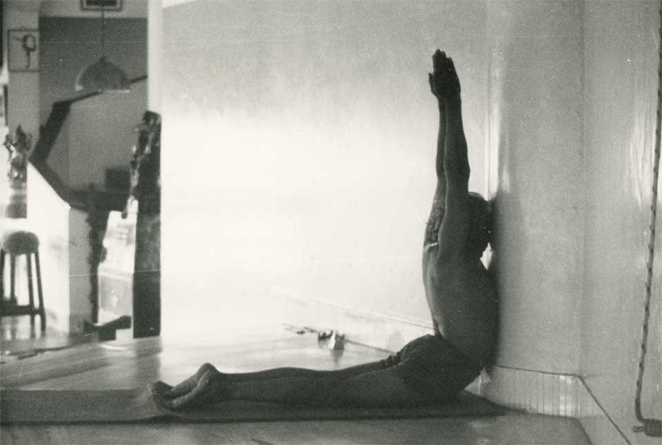 BKS Iyengar on the eight limbs of yoga - November 1997