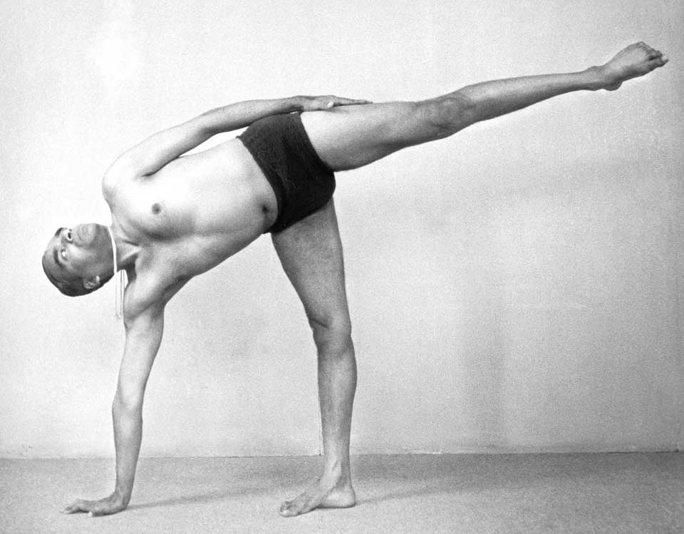 Bks Iyengar On The Eight Limbs Of Yoga November 1997