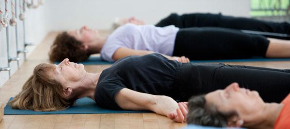 Restorative & Pranayama Class | Iyengar Yoga Maida Vale