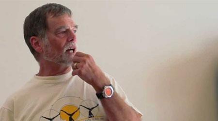 Kevin Gardiner Iyengar Yoga Teacher