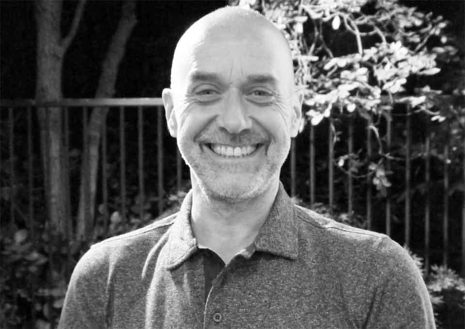 Alaric Newcombe, Iyengar Yoga Teacher